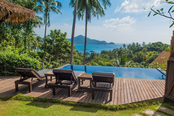 Koh Tao Heights 2 BedBoutique Villa