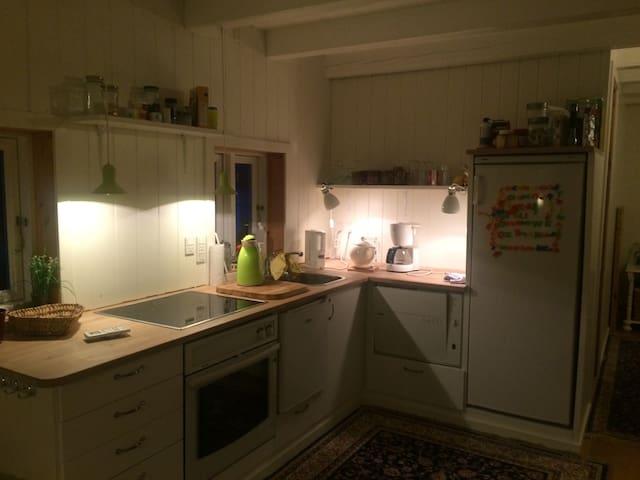 Sommerhus i natturskønne omgivelser - Vestmanna