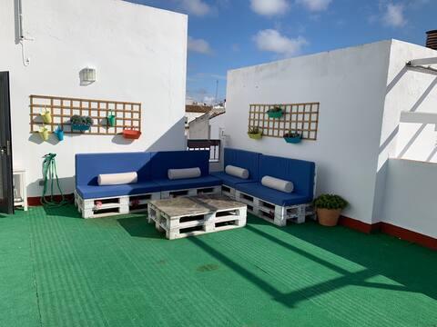 Duplex, Terraza privada con Barbacoa y Parking