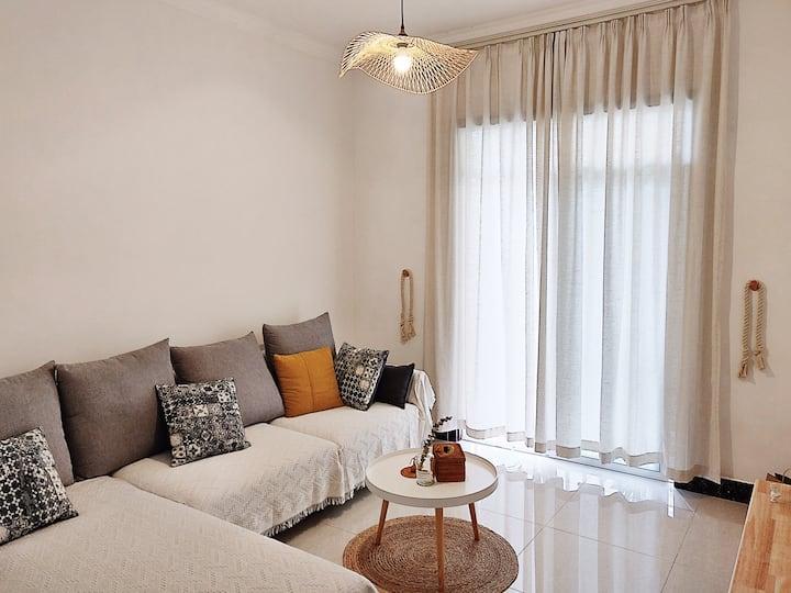【Darcy Home】新装民宿/清新ins风整套小公寓房