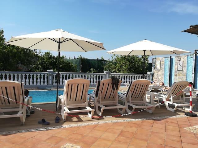 rustic 8 beds in SorrentoAmalfi coast two bed room