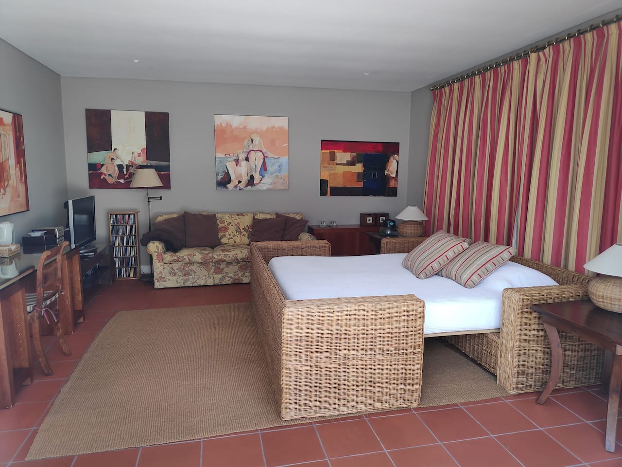 Room with 35 Square Meters