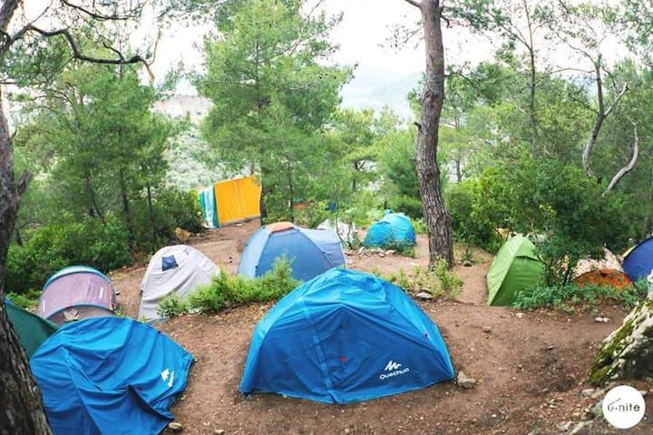 Kayserkaya Camping 'Tent'