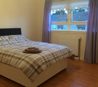Glasgow friendly short stay accommodation R.3 - Rutherglen