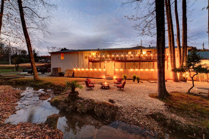 Bigfoot Event Hall - Newest event space in Northeast Georgia