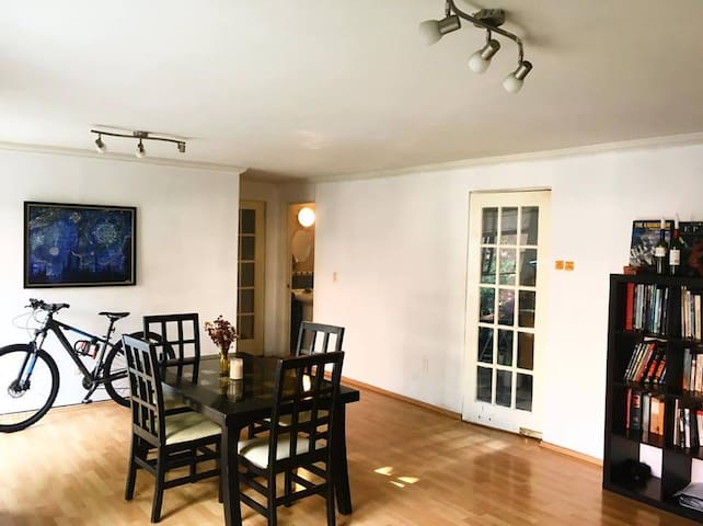 Great Room near Coyoacán - San Ange - Mexiko-Stadt - Wohnung
