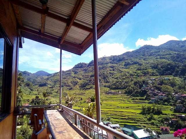 7th heavens cafe and Lodging - Banaue - Huis