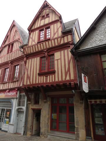Appartement dans le vieux Laval