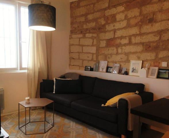 Appartement cosy aux Arceaux - Монпелье - Квартира