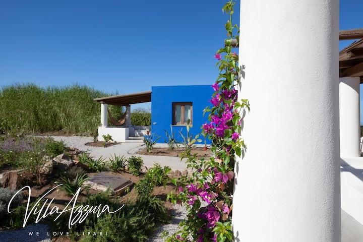 Ravissante maison  bleue - Villa Azzurra B&B