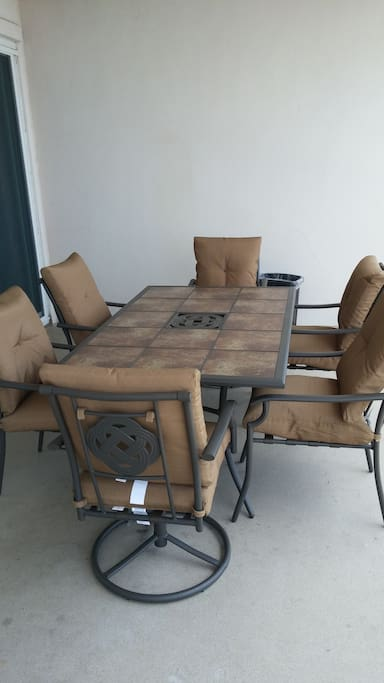 Legacy I 1205-New Balcony Furniture