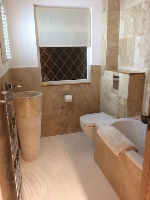 Ensuite Bathroom with Shower attachment