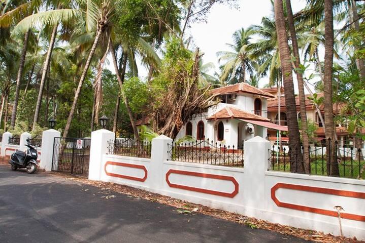Rent a 2BHK Villa in Calangute
