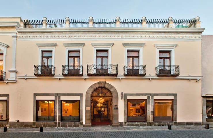 Habitación sencilla - Hotel Palacio San Leonardo
