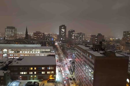 Lovely Apartment in the Heart of Downtown Montreal