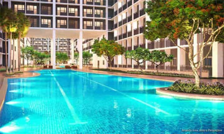 Condotel near ManilaAirport , Shore2  MOA complex
