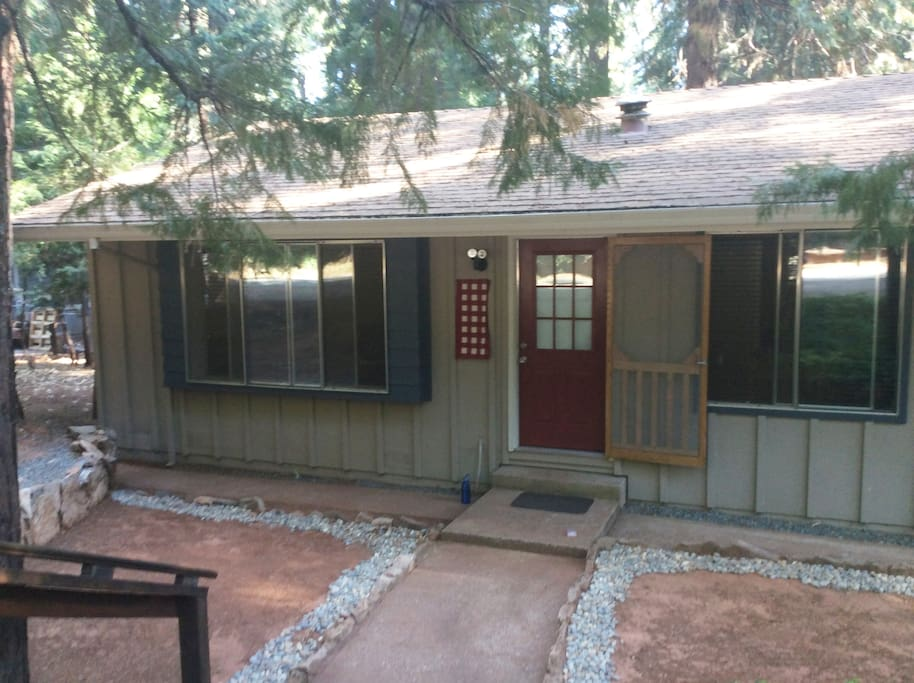 Easily accessible, we are right off all-weather highway 88. The neighborhood is safe & the neighbors are friendly. ***Longer stays are available upon upon request***