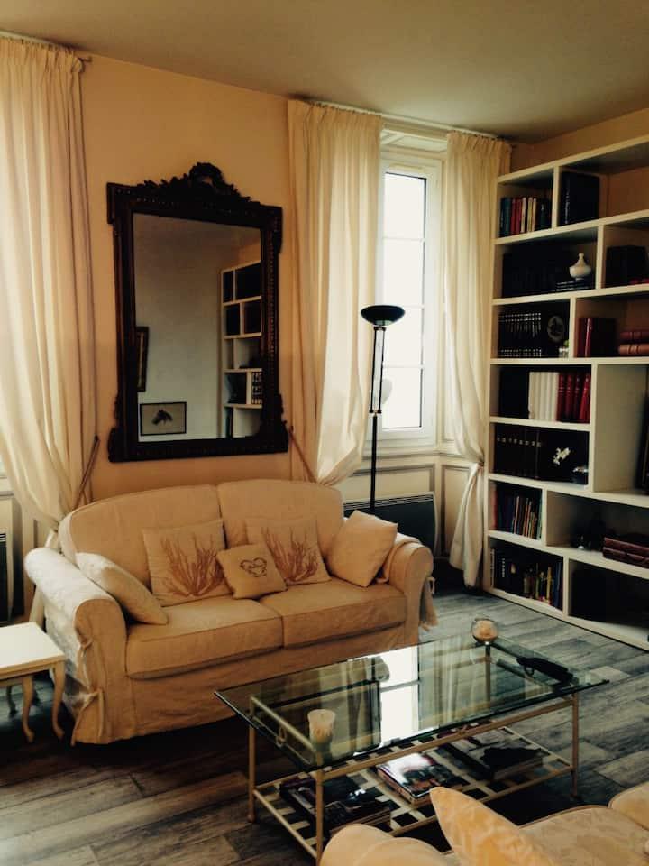 Appartement cossu quartier cathédrale/thêatre