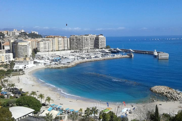 Monaco Sea Apartment