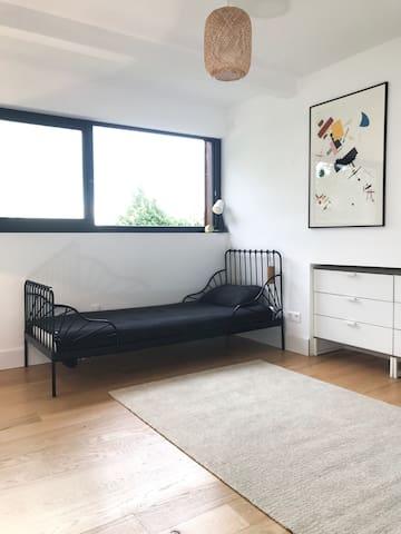 Chambre 3 - 2 lits 90 cm