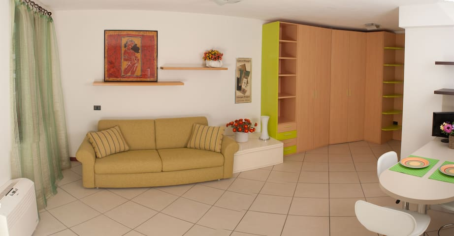 New Equipped Studio  - Oleggio