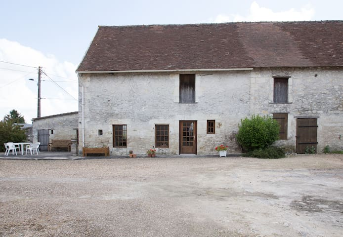 Charming, rustic, Loire Valley home - Pussigny - 一軒家
