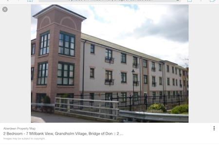 Modern 2 bedroomed flat in Aberdeen - Bridge of Don - Apartmen