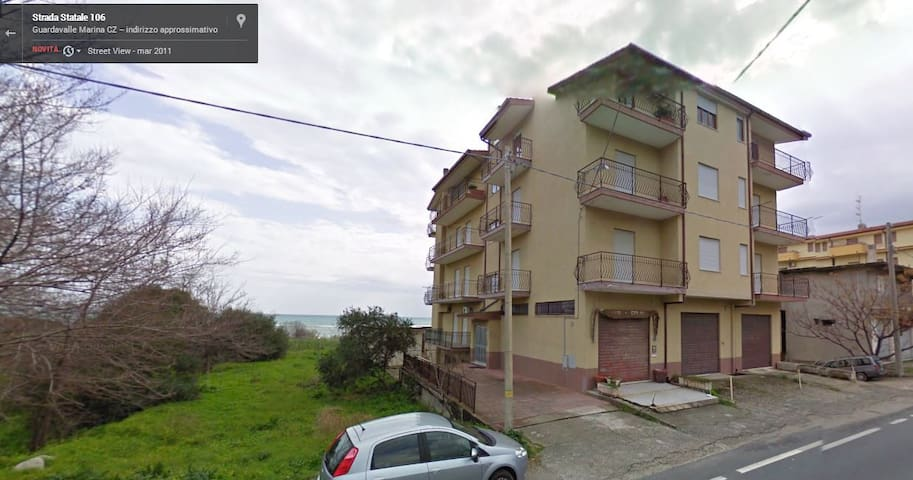 Apartment 100 meters from the sea - Guardavalle Marina - Pis