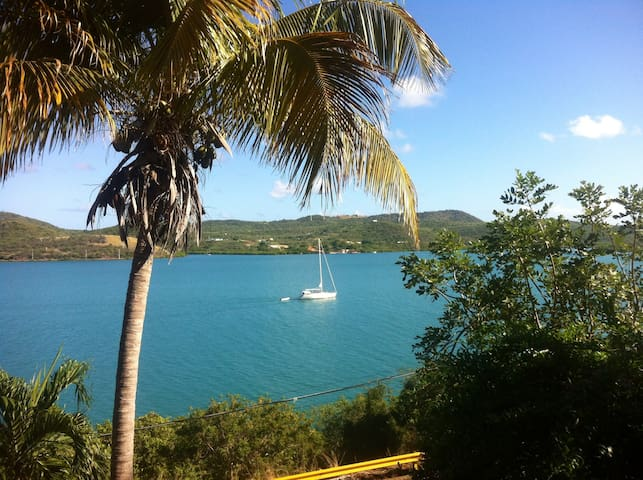 Relax at Green Villas Seashell - Culebra