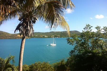 Relax at Green Villas Seashell - Culebra - Apartamento