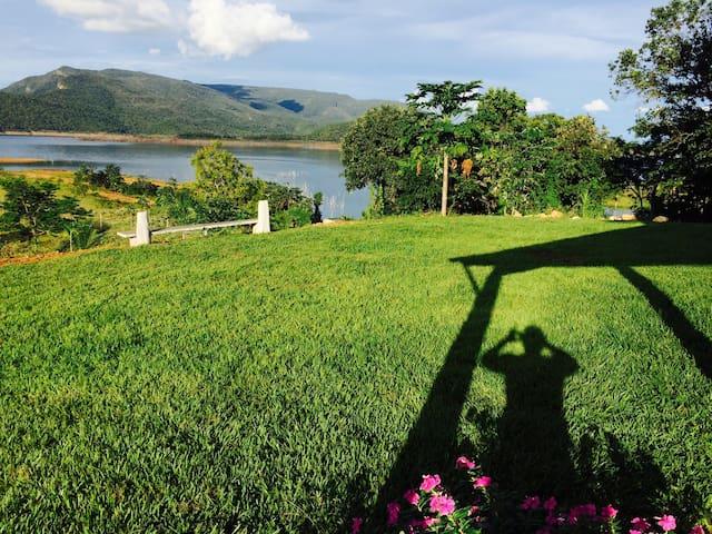 RANCHO SERRA DO LUAR (Lago Serra da Mesa)