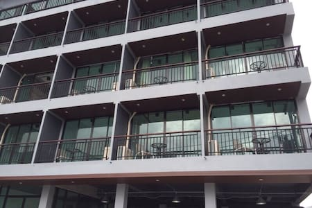 Rinrada Loft Resident Hotel - Si Phum - Apartamento