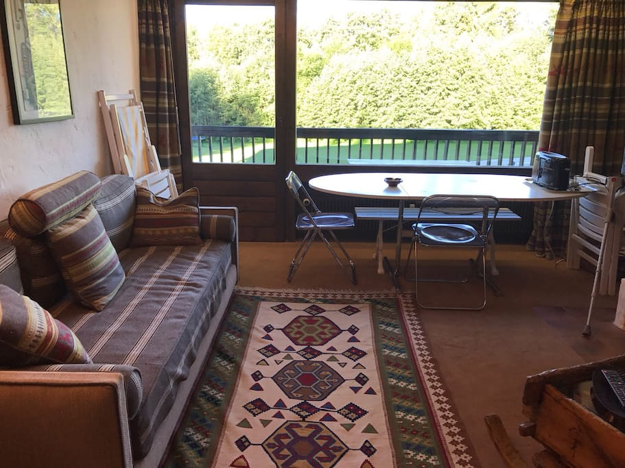 Living room - opposite view