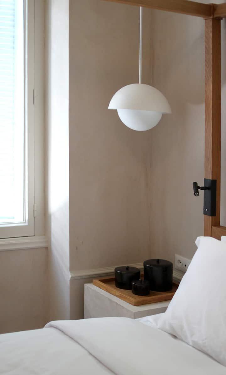 The Novel Suite (Monsieur Didot - The residence)