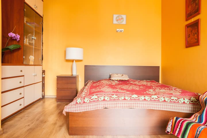 Better than in hotel- near Center:) - Varsavia - Appartamento