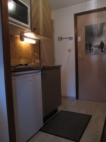 Entrée kitchenette