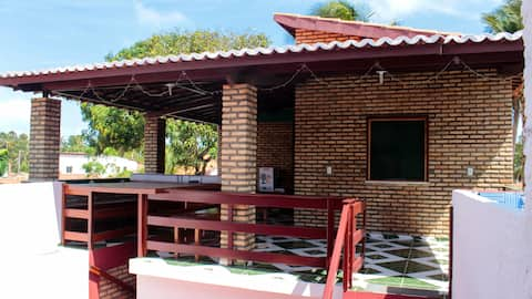 Casa com 4 quartos em Flecheiras