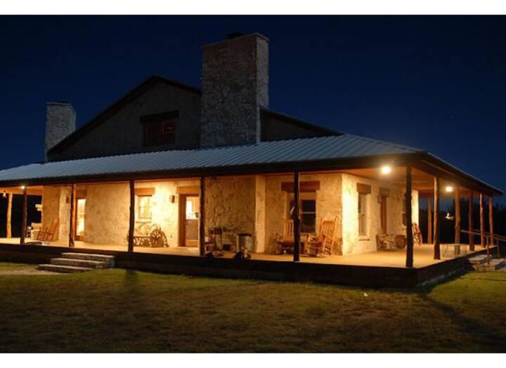 Bar None Ranch Lodge  Remote Isolation