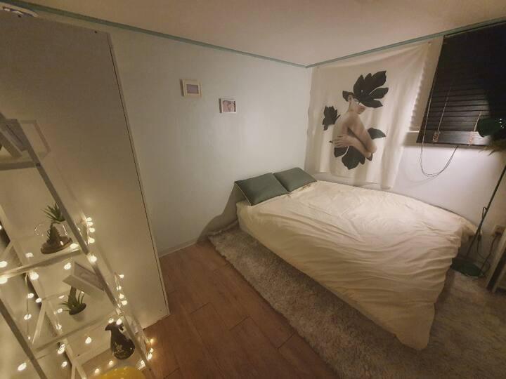 [Gangnam] Relaxing Stay, 2 rooms, 2 Queen beds