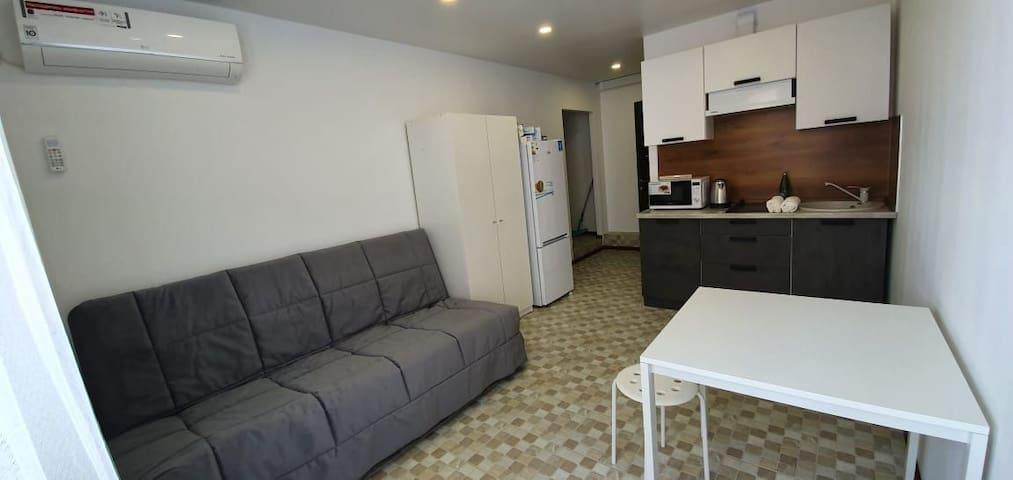 Уютная квартира в Олимпийском парке