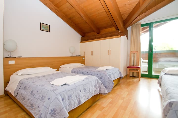Comfort Room - Hotel Oasi - Muggia - Bed & Breakfast