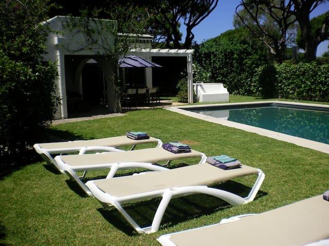 Villa V4, Vale do Lobo, Algarve - Almancil - Haus