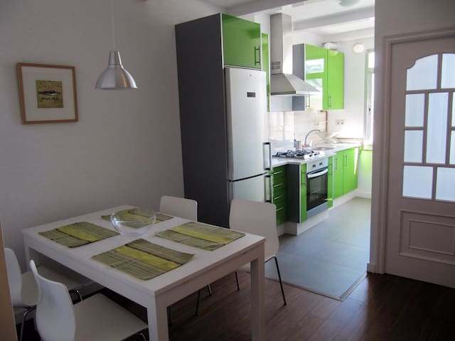 Quiet apartment close to the beach - A Coruña - Huoneisto