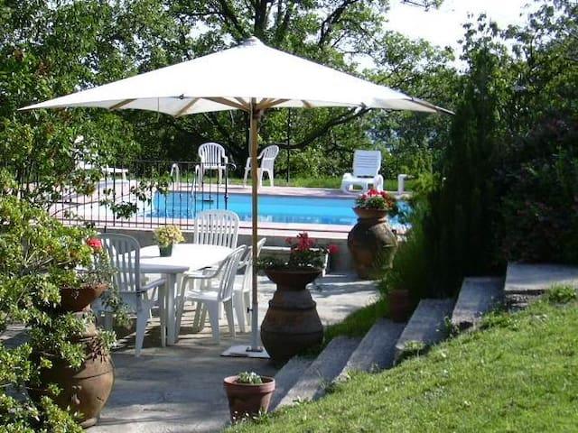 Una vacanza rilassante nel verde - Pistoia - Villa