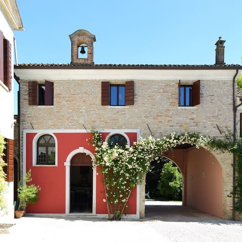 Venezia: casa nel verde  a  50 km - Cessalto - Byt