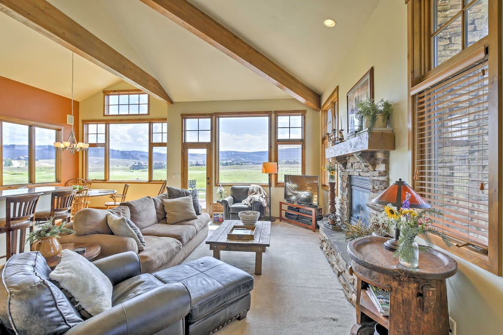 This magnificent residence will serve as your ultimate home base in the Rockies.