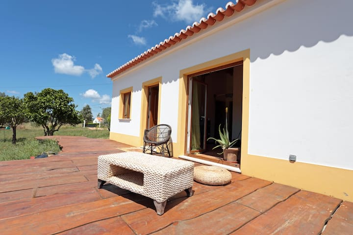 New Traditional house.c.Vicentina - Monte Ruivo - Vila