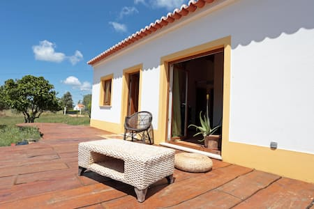 "new""old"" house.costa vicentina - Monte Ruivo"