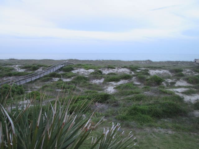 beachside cottage - Fernandina Beach - Appartement