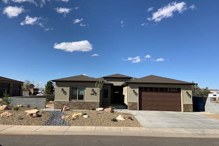 New Custom home with Private Casita 1!